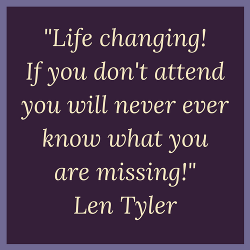 Len Tyler Certification Quote