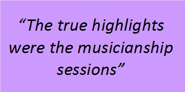 Matt Musicianship